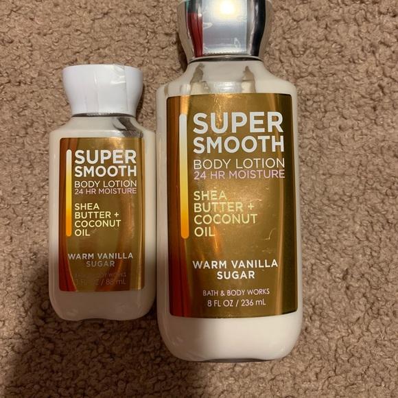 Bath and Bodyworks lotion set